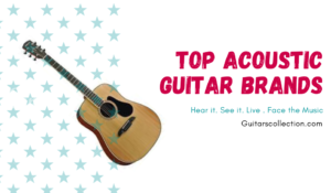 Top Acoustic Guitar Brands