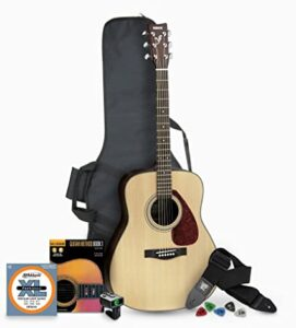 Top Acoustic Guitar Brands In The World